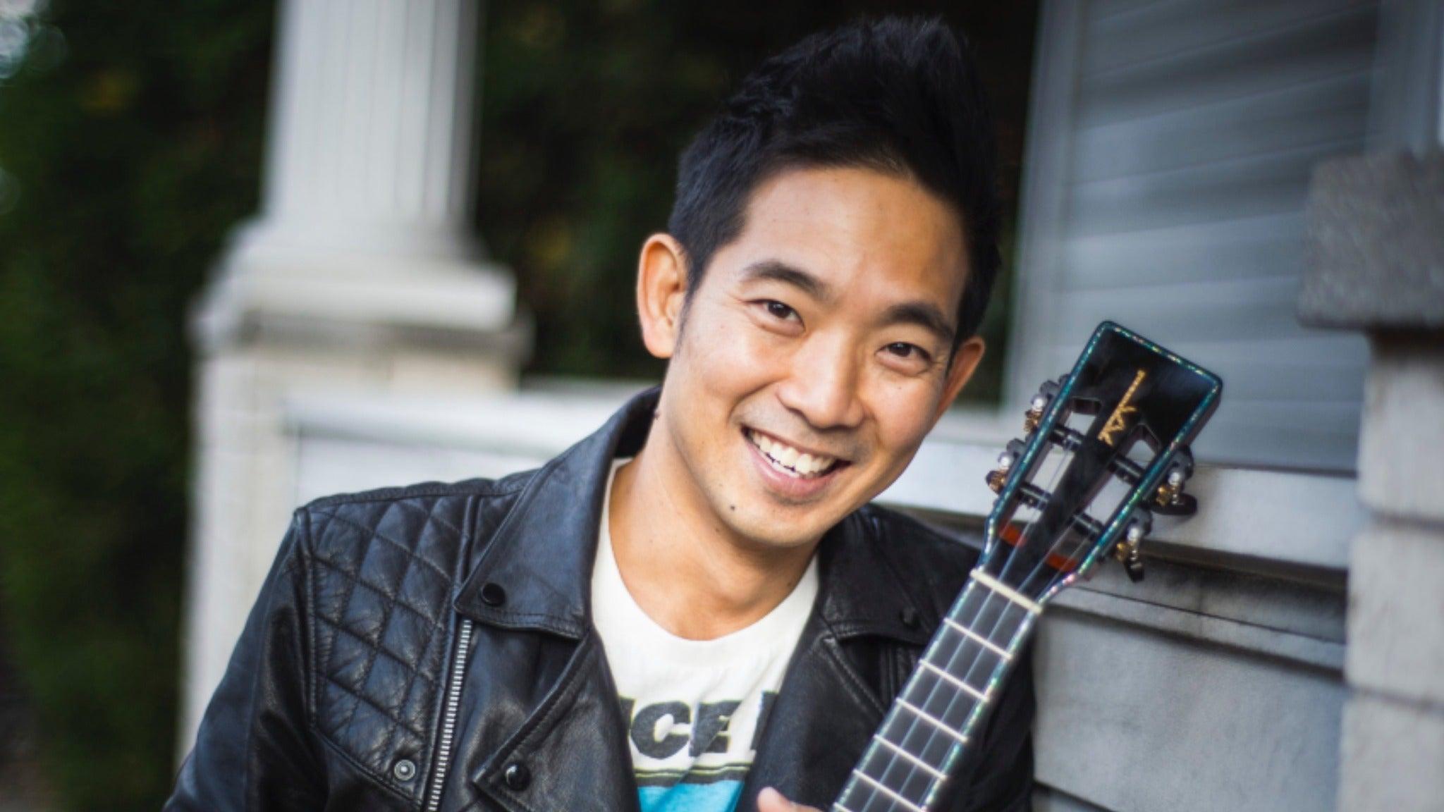 Jake Shimabukuro at The Charleston Music Hall