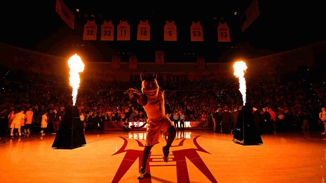 Arizona State Sun Devils Men's Basketball