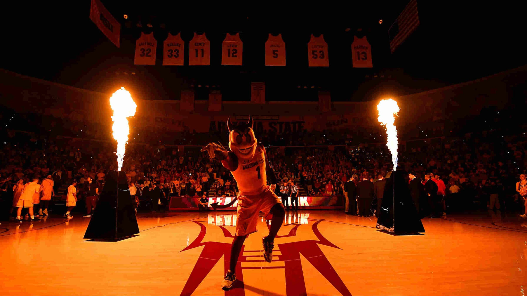 Cal Bears at Arizona State Sun Devils Mens Basketball
