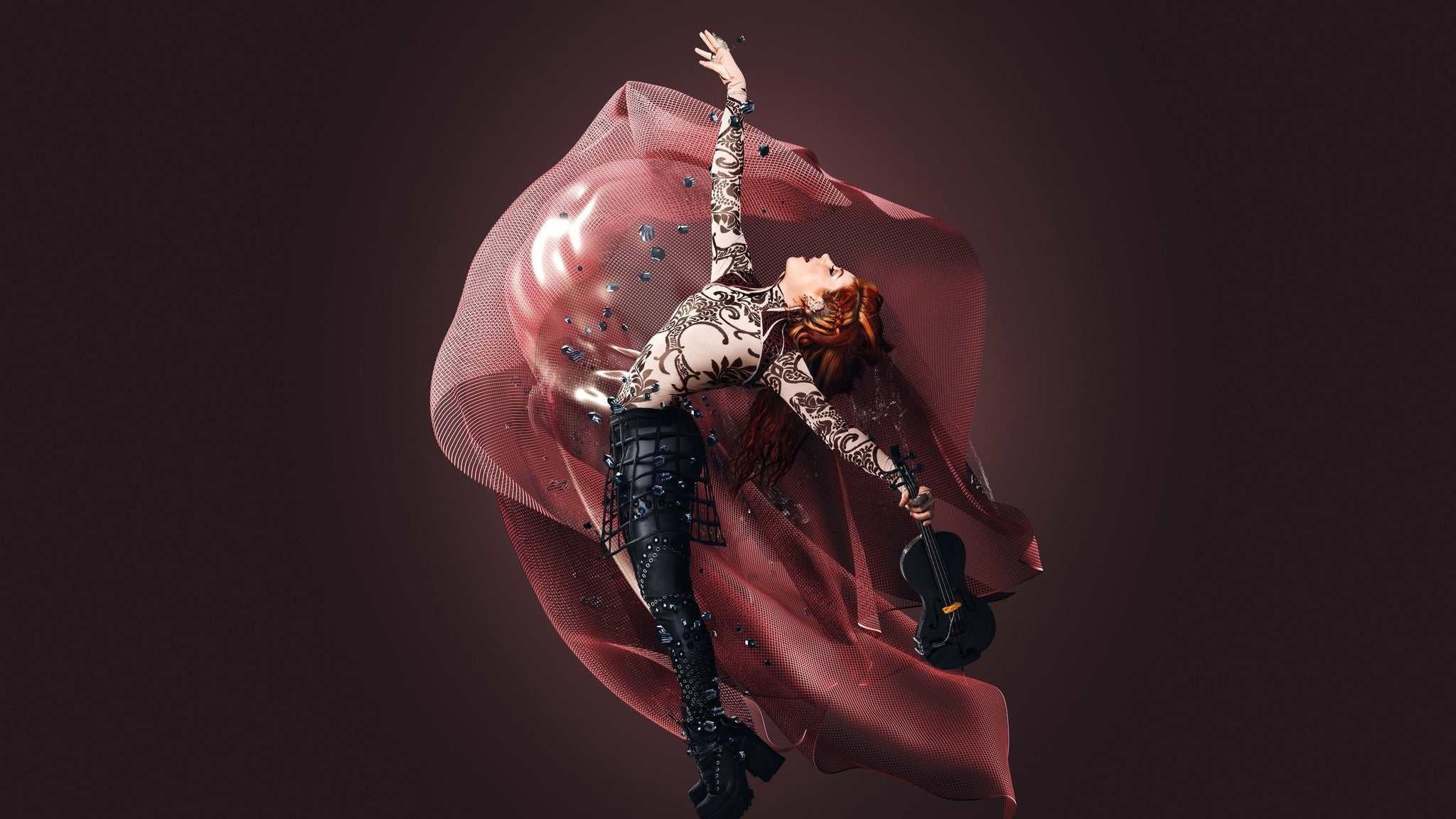 Lindsey Stirling- The Wanderland Tour at F.M. Kirby Center