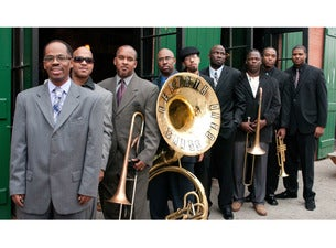 Rebirth Brass Band (LATE)