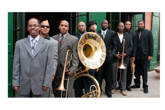 Rebirth Brass Band (EARLY)