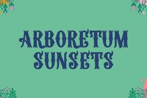 Arboretum Sunsets - Lucy Spraggan.