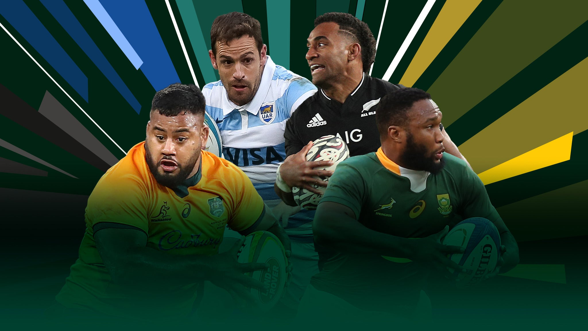 Rugby Championship  Australia v Argentina & New Zealand v South Africa tickets