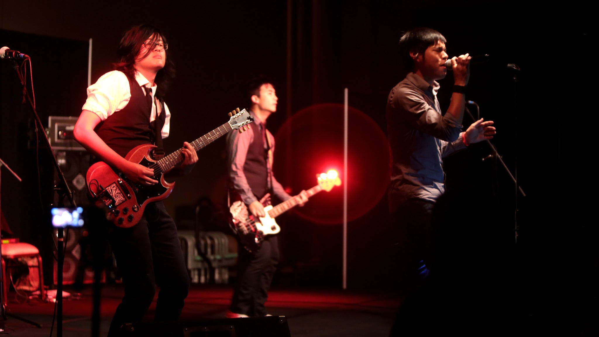 The Slants, Fortune's Folly, Tyler Morin Band at Wow Hall