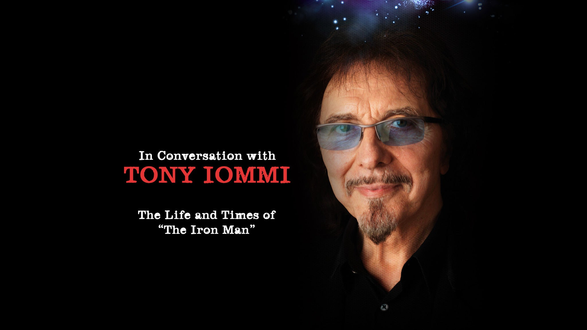 """In conversation with Tony Iommi – The life and times of the """"Iron Man"""""""