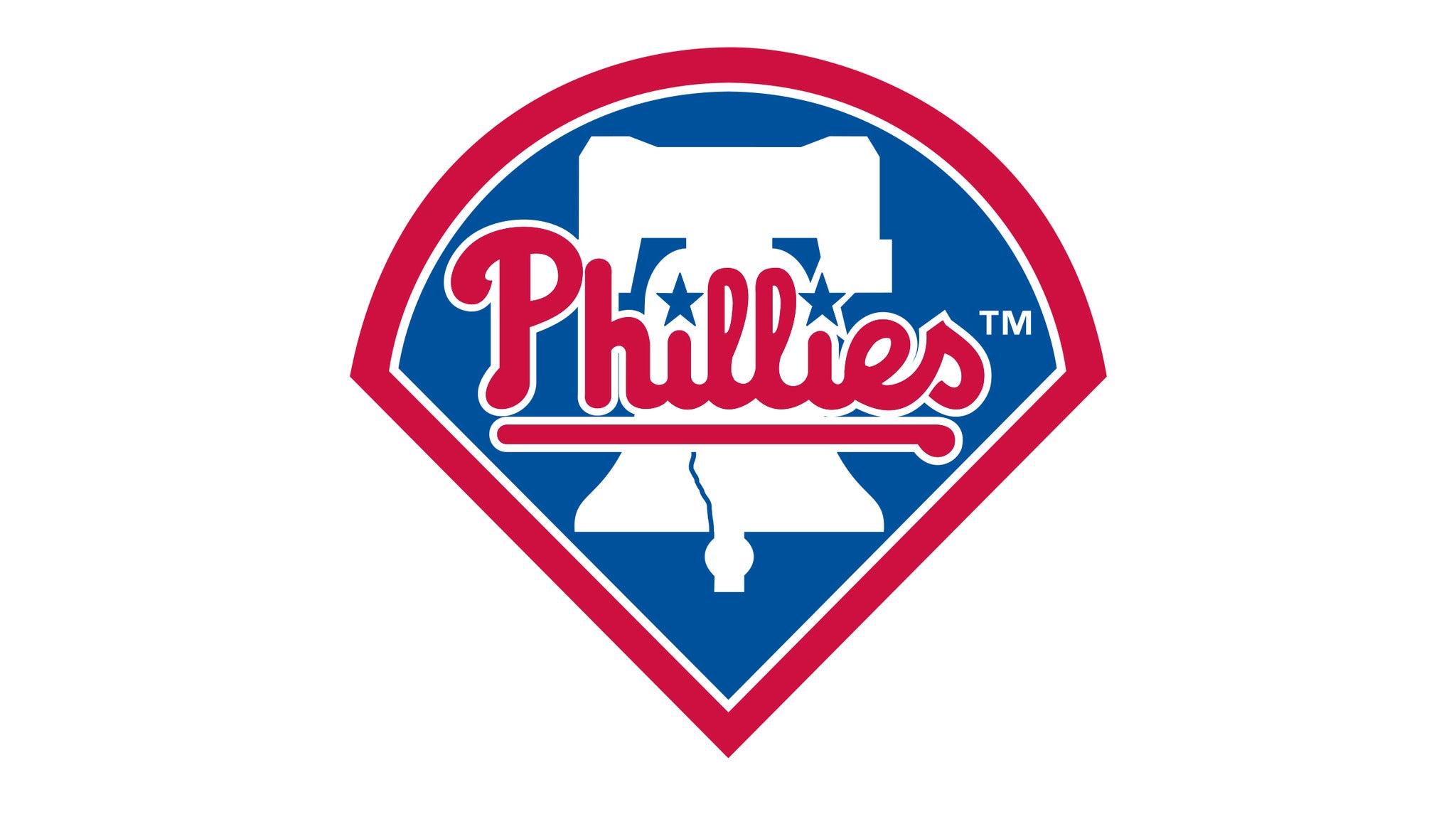 Atlanta Braves at Philadelphia Phillies at Spectrum Field