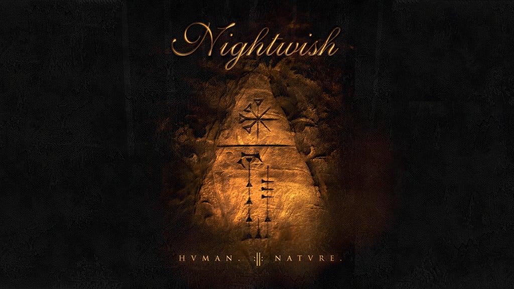 Nightwish 3Arena Seating Plan