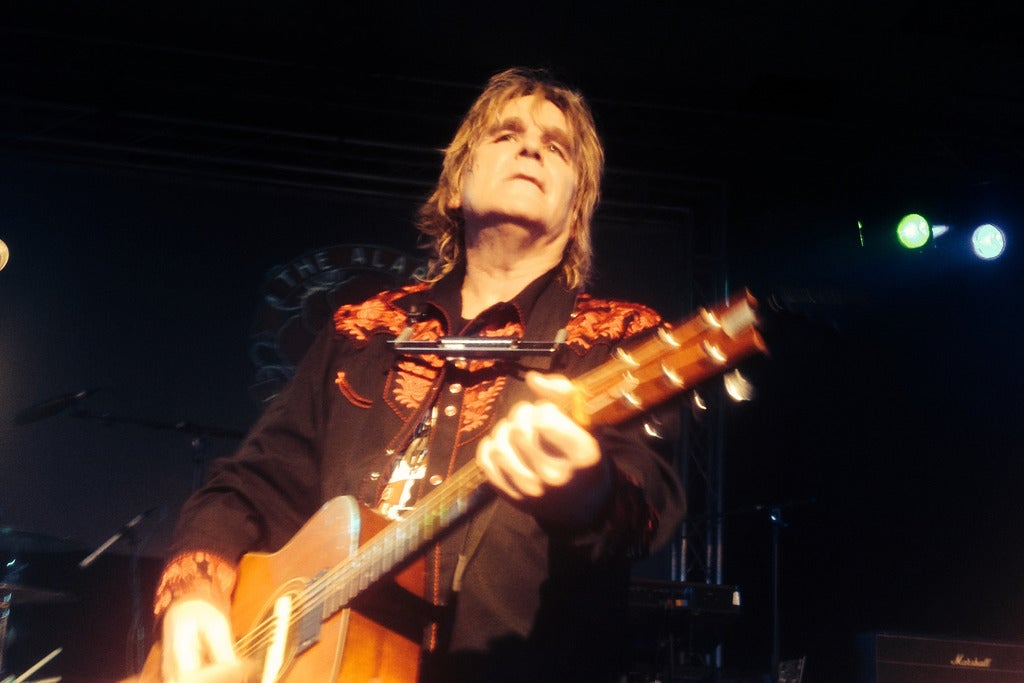 Mike Peters Presents An Evening of The Alarm