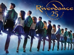 Riverdance - 25th Anniversary Show 3Arena Seating Plan