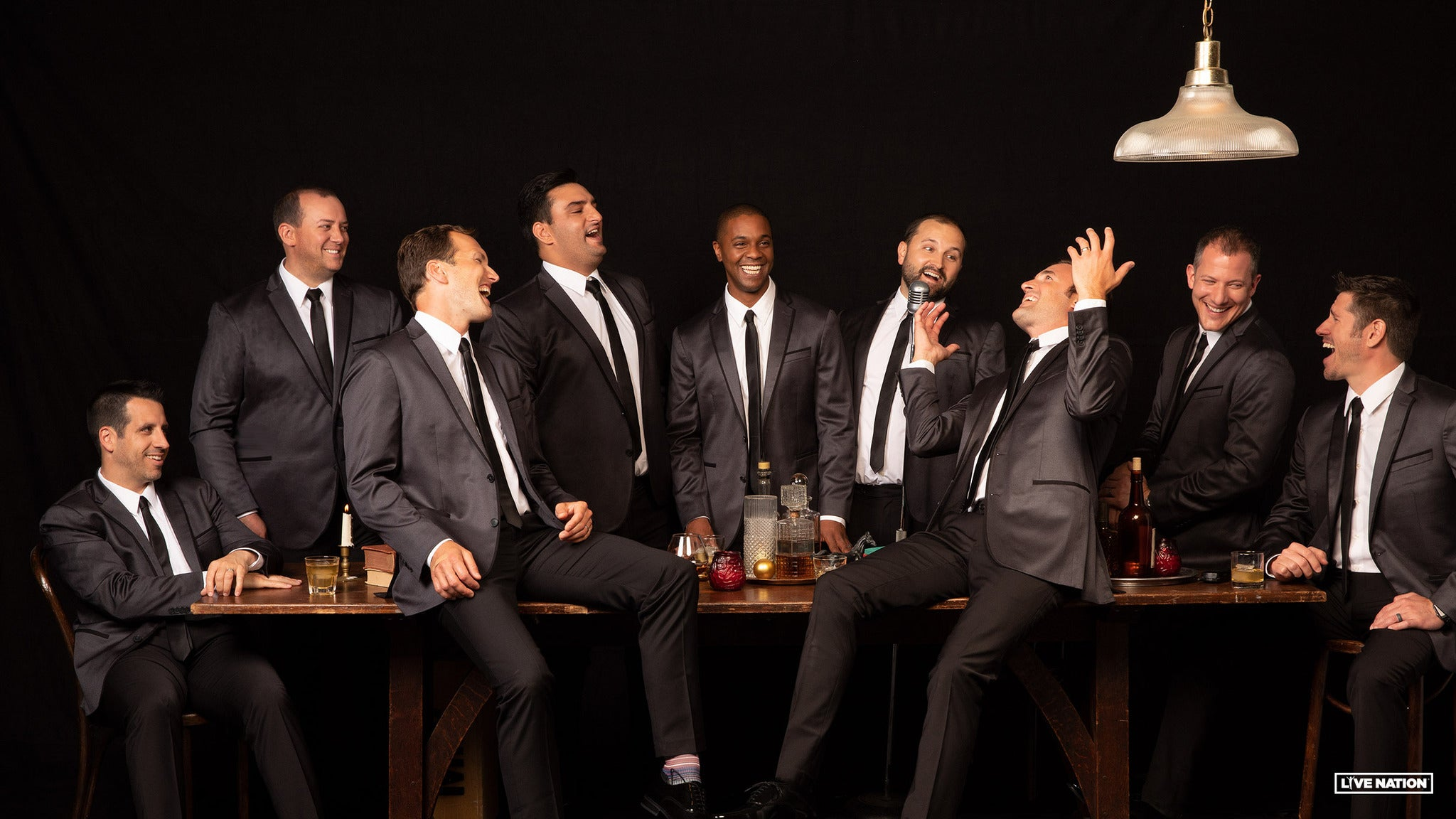 Straight No Chaser at Ocean City Music Pier