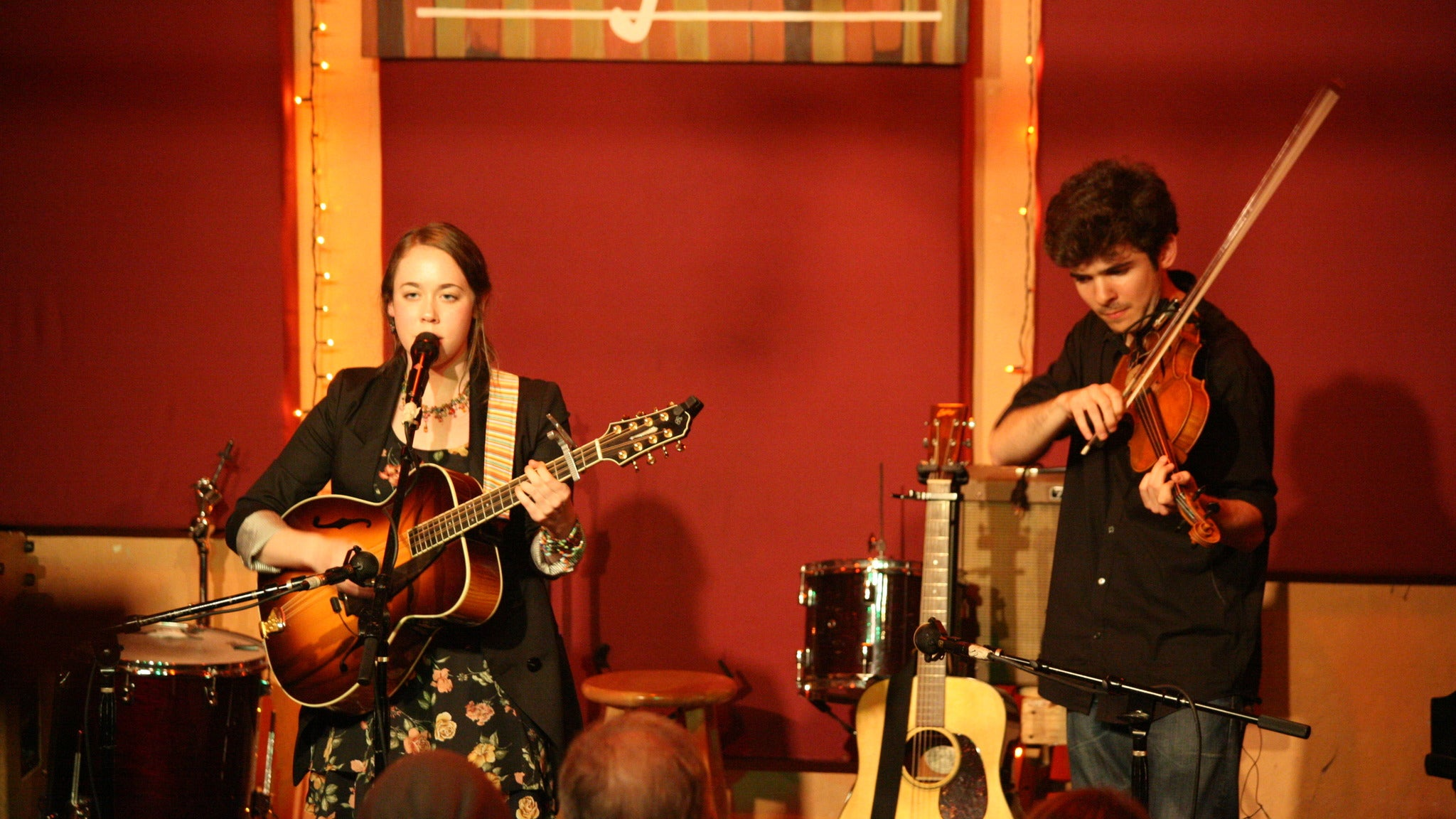 Sarah Jarosz at Wow Hall