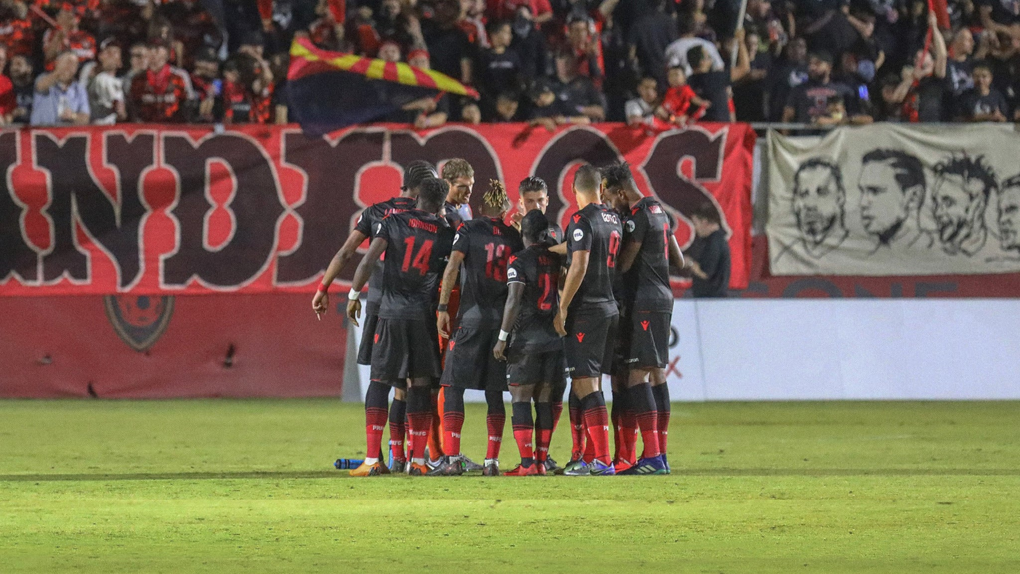 2019 USL Playoffs Round 1 at Casino Arizona Field
