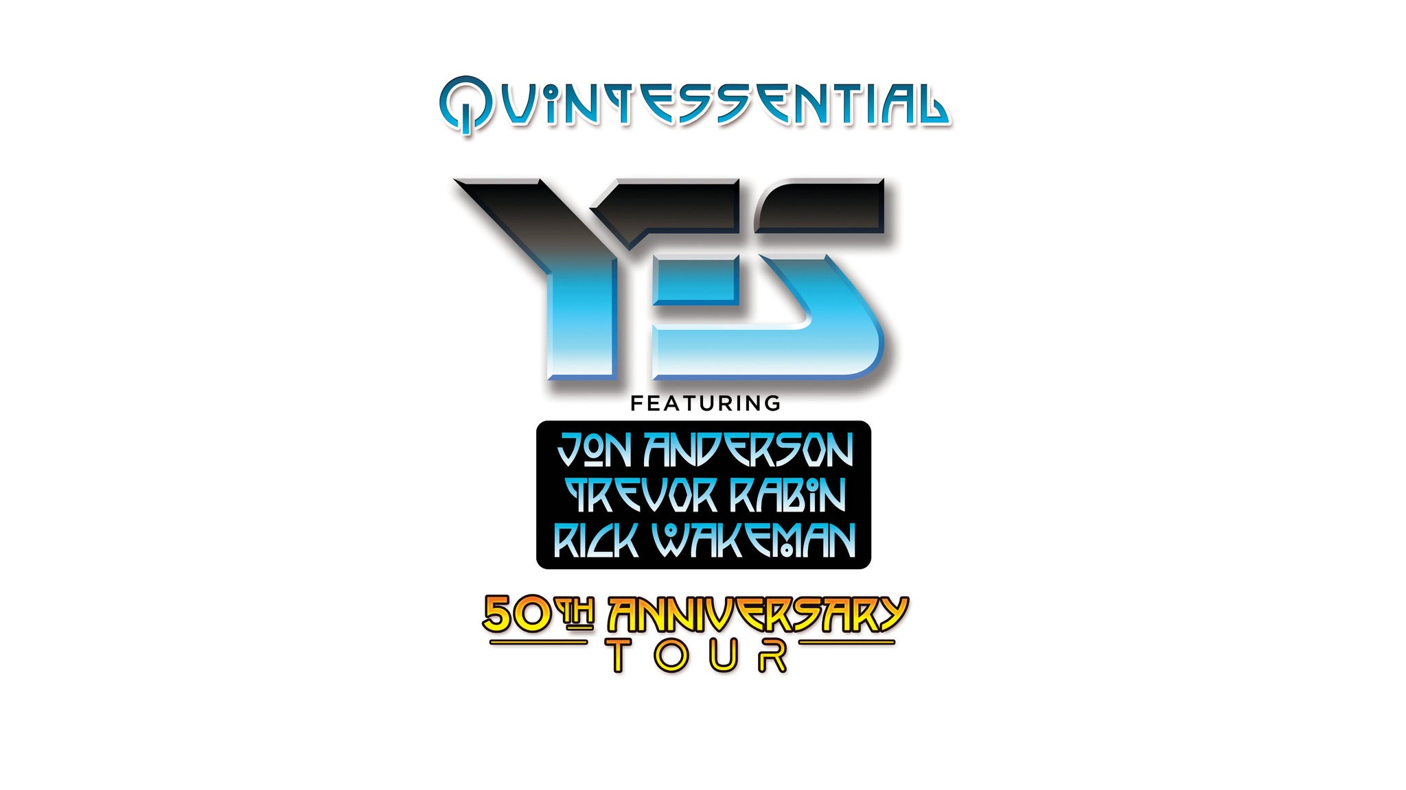 YES featuring Jon Anderson, Trevor Rabin, Rick Wakeman - Denver, CO 80223