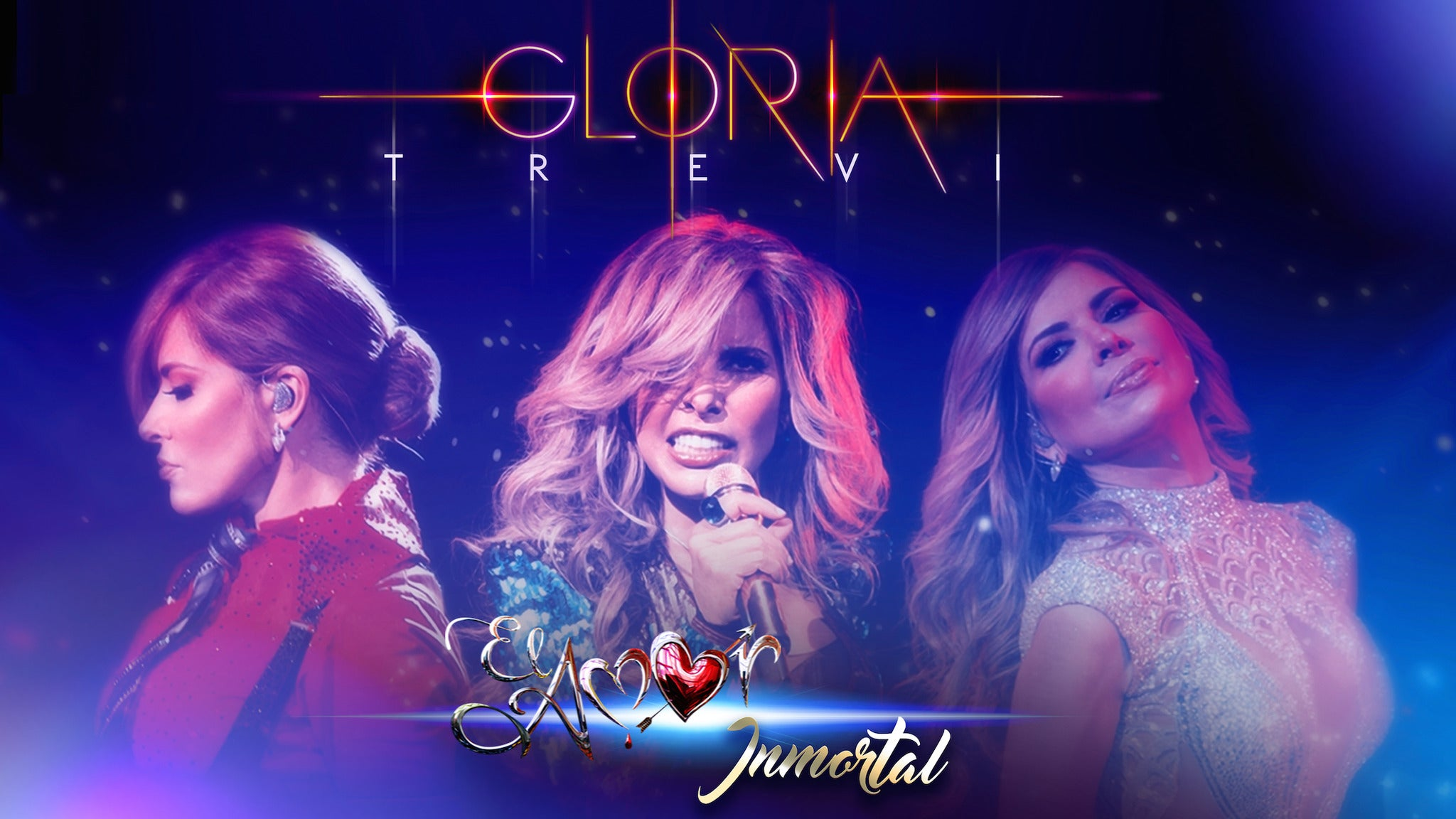 Gloria Trevi vs Alejandra Guzman at El Paso County Coliseum