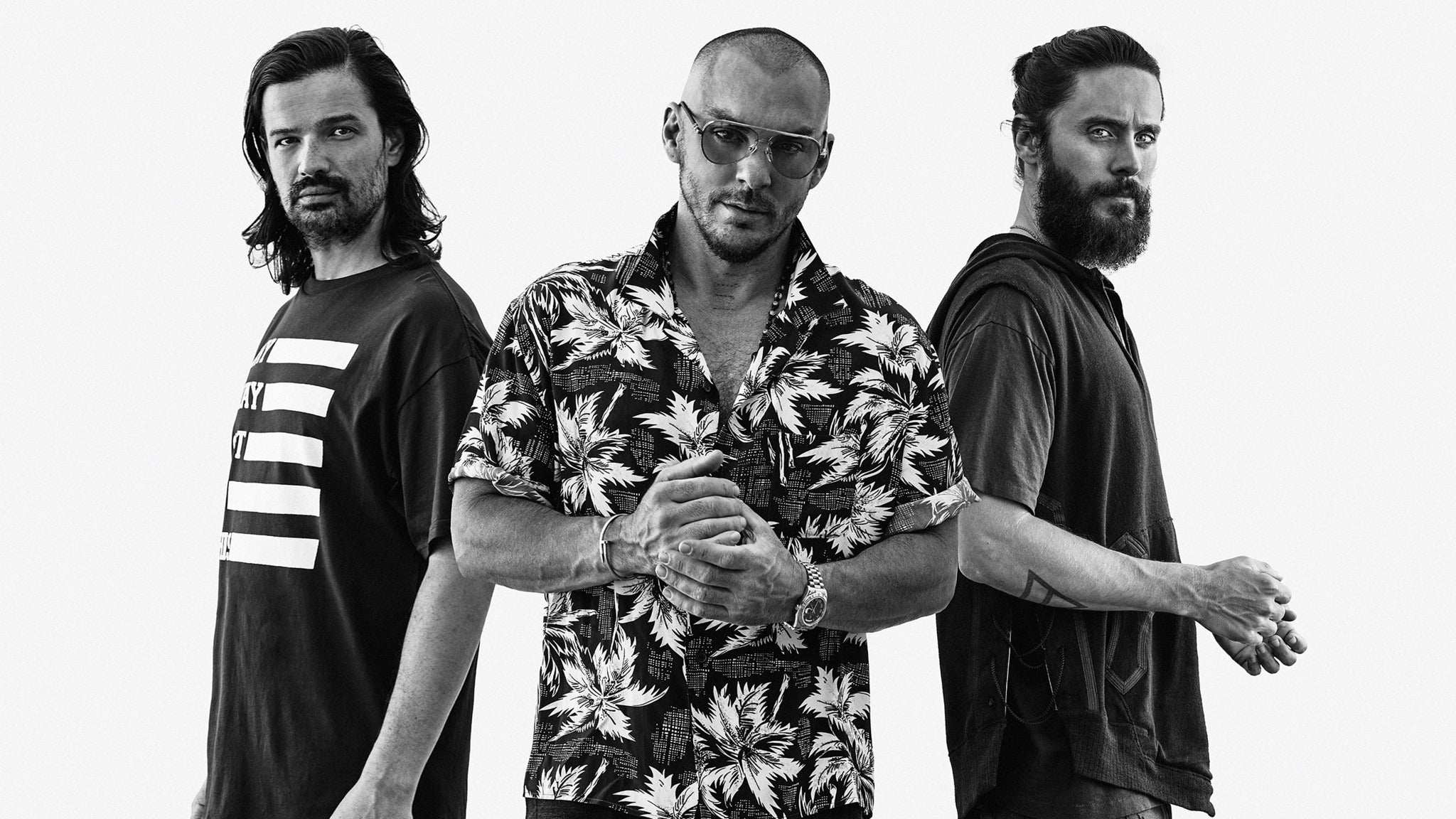 Thirty Seconds To Mars at DTE Energy Music Theatre
