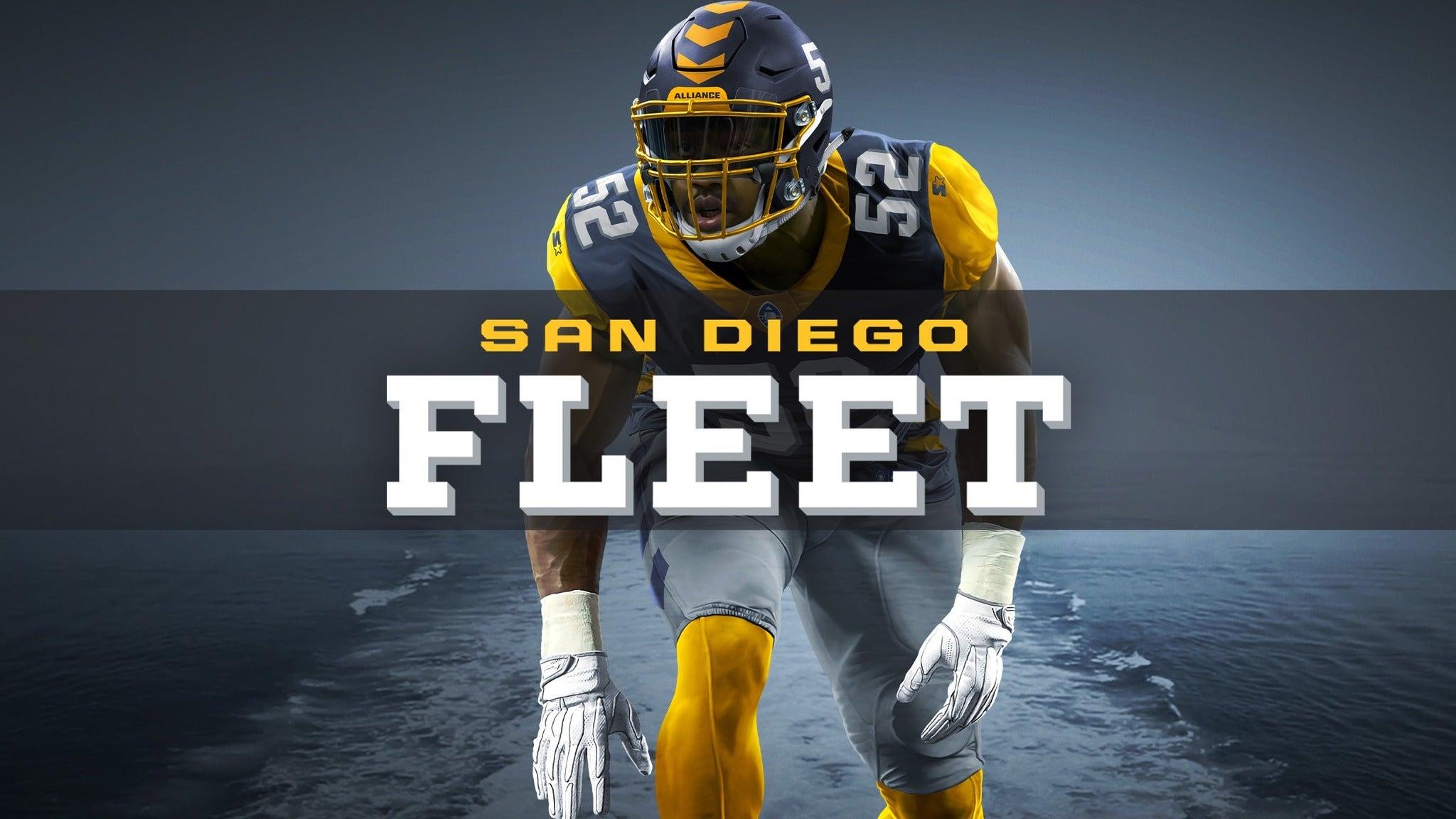 San Diego Fleet 2 Game Pack
