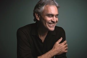 Andrea Bocelli - Prime View Seating Plans