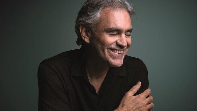 Andrea Bocelli Plus Special Guests