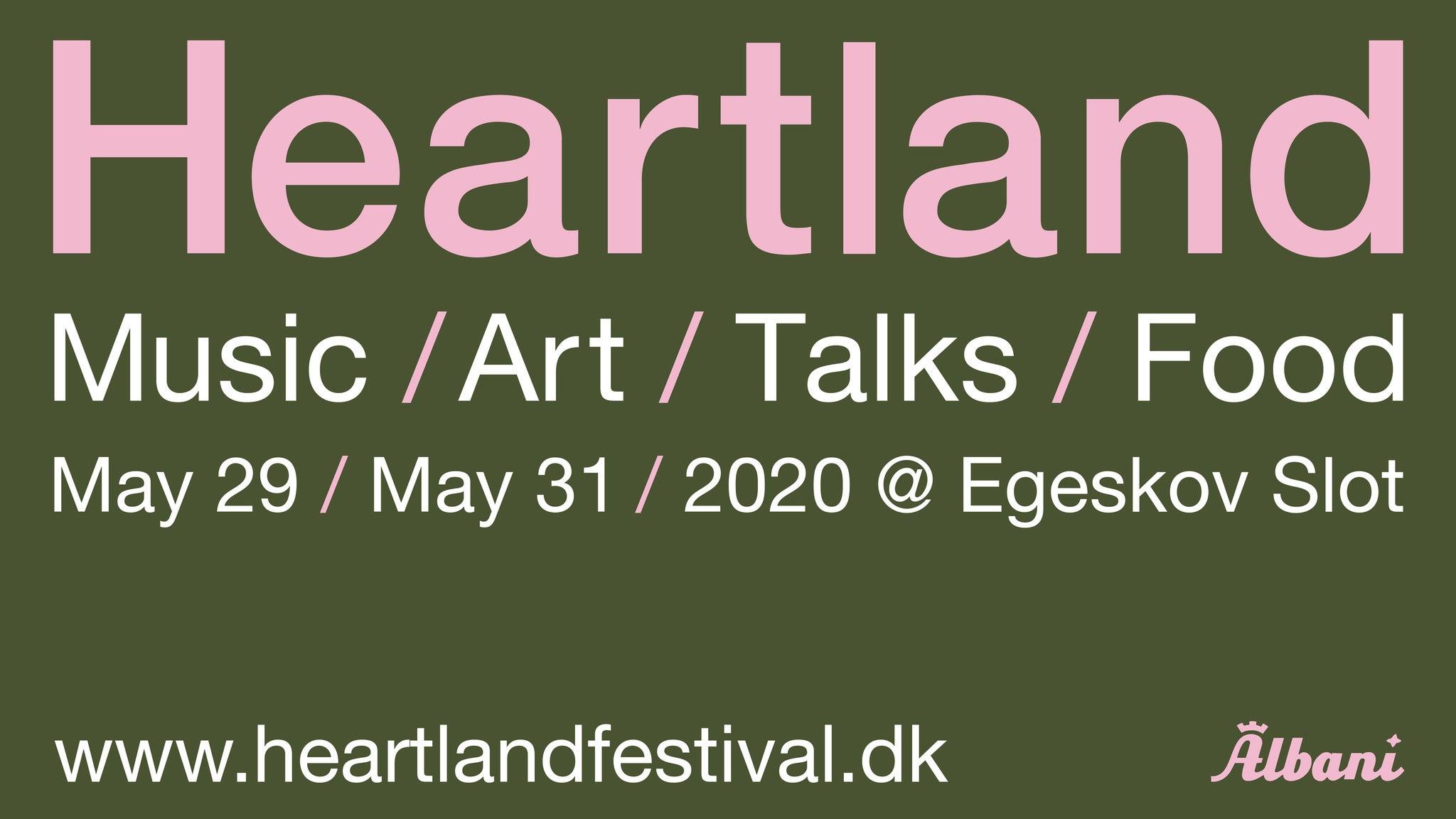HEARTLAND FESTIVAL 2020 - SØNDAG