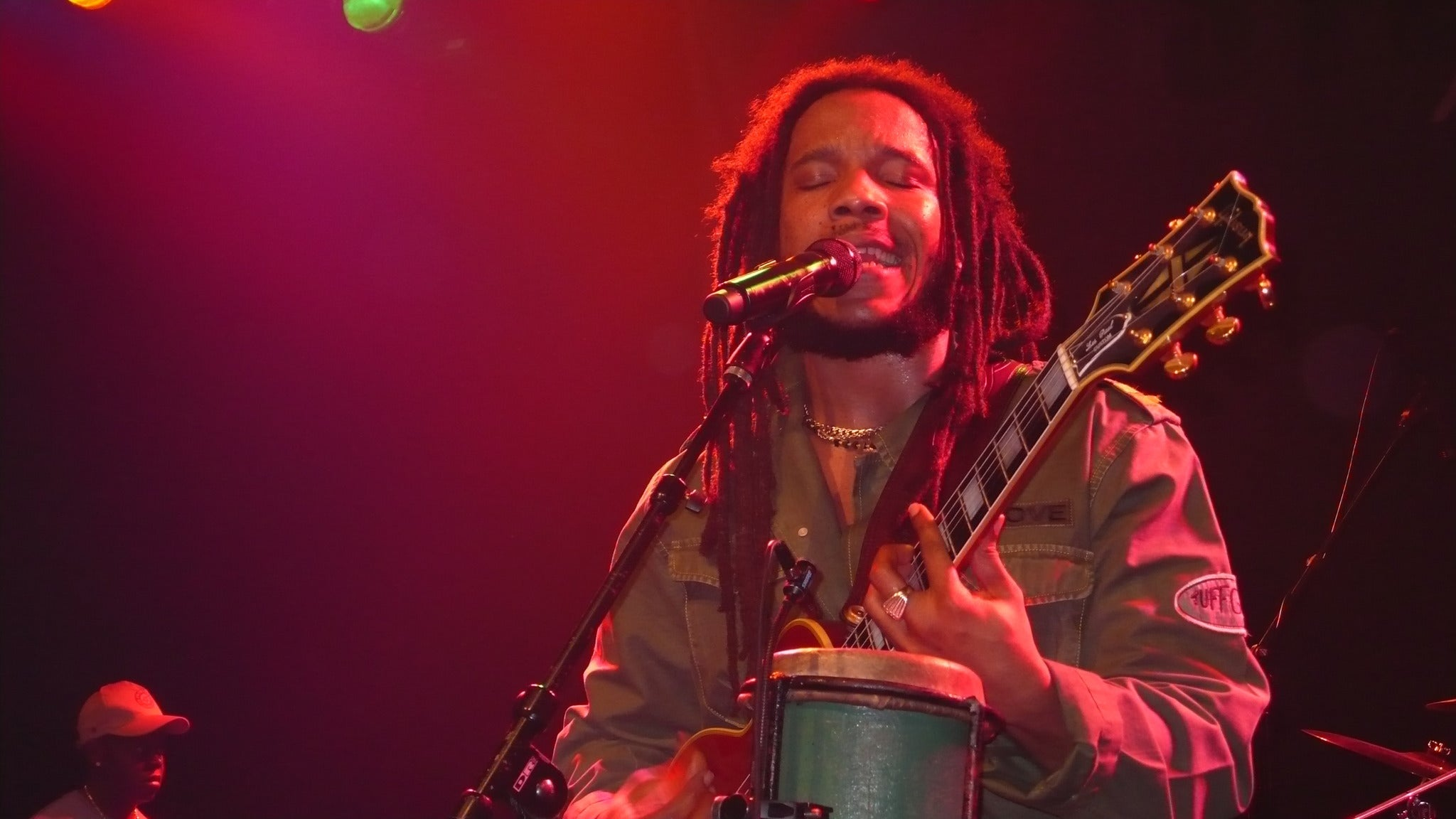 Stephen Marley Acoustic Jams Tour