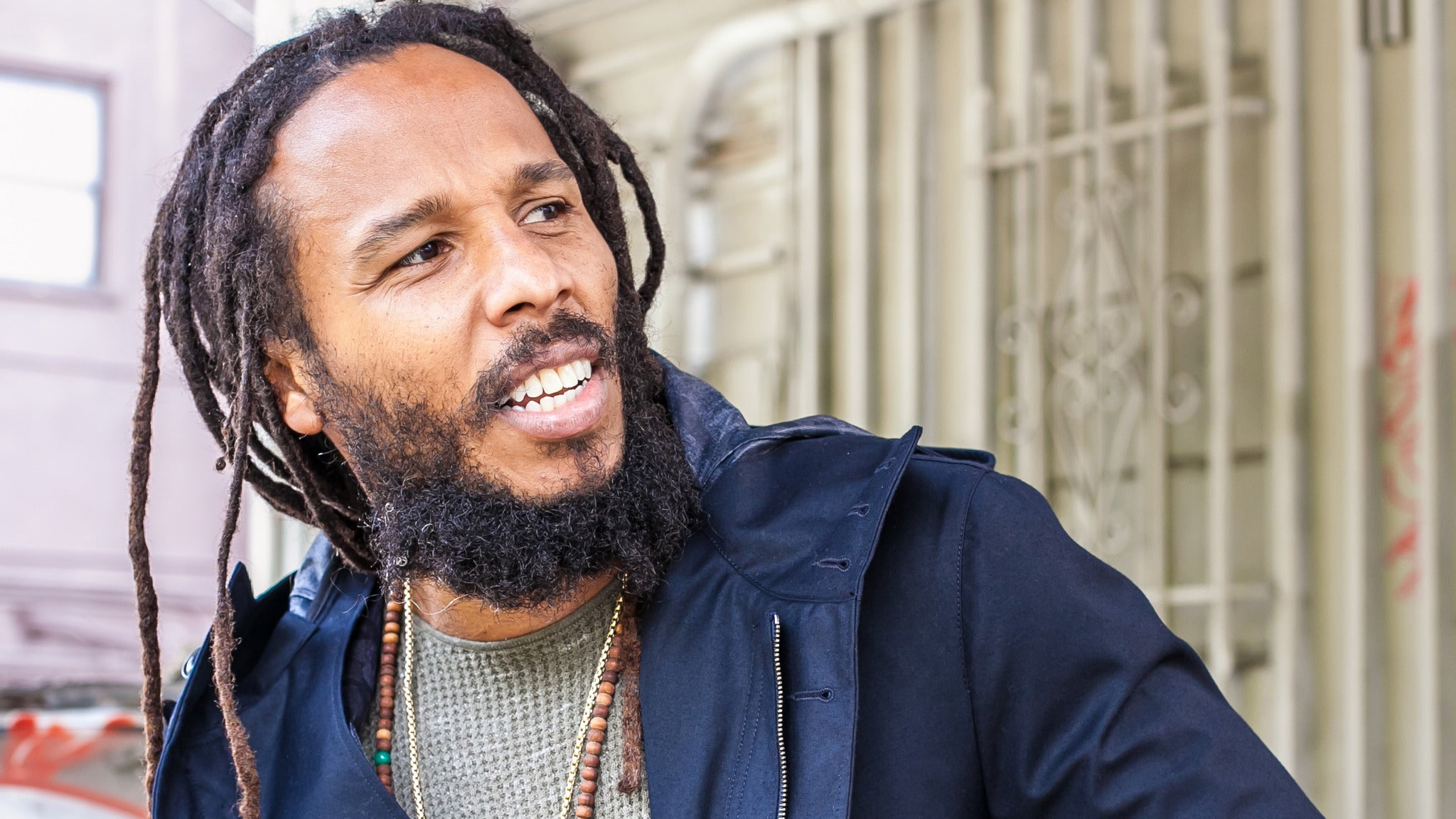 ZIGGY MARLEY - Rebellion Rises 2018 Tour at The Van Buren