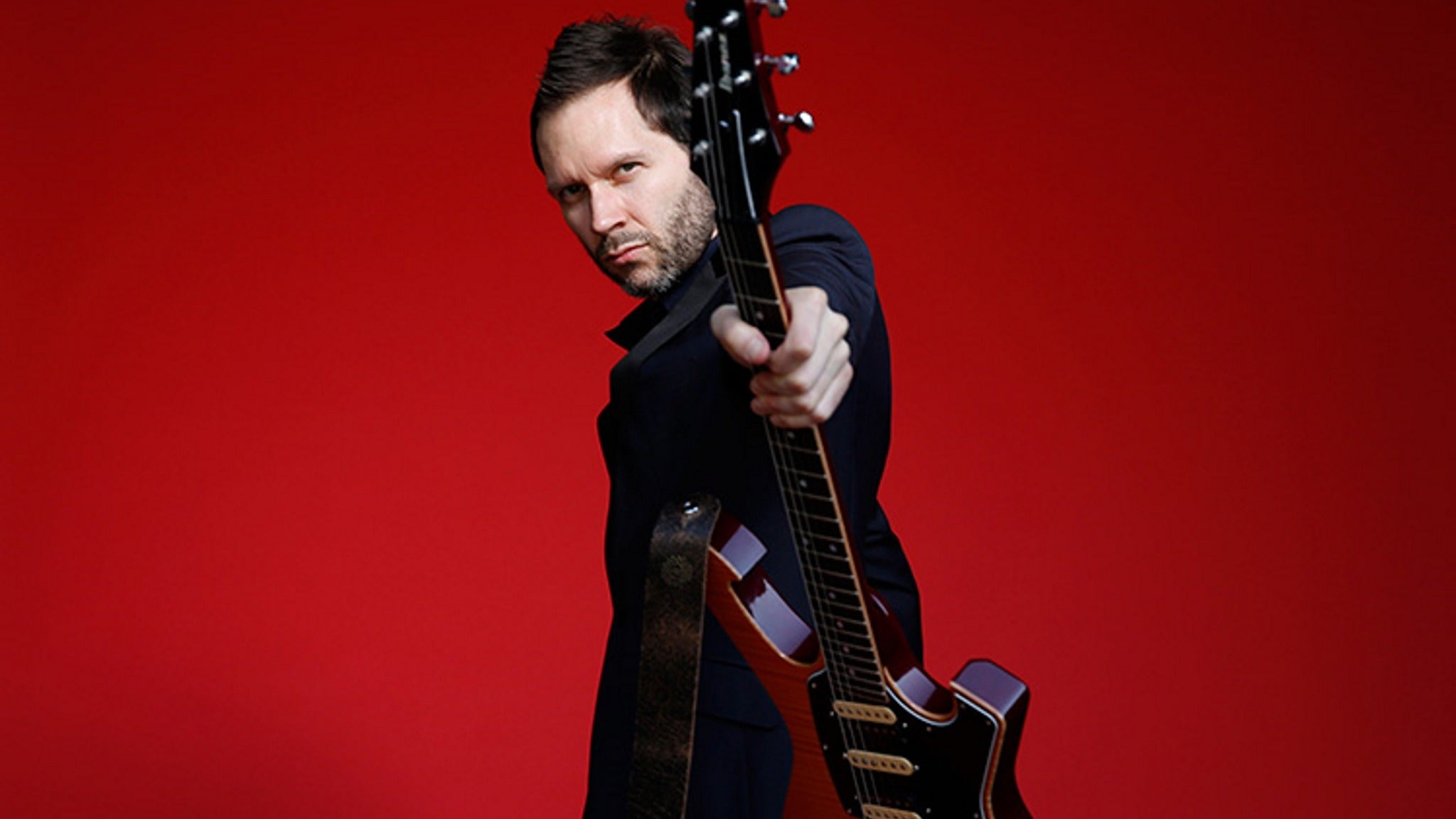 Paul Gilbert Live! at Union Jack's - Rio