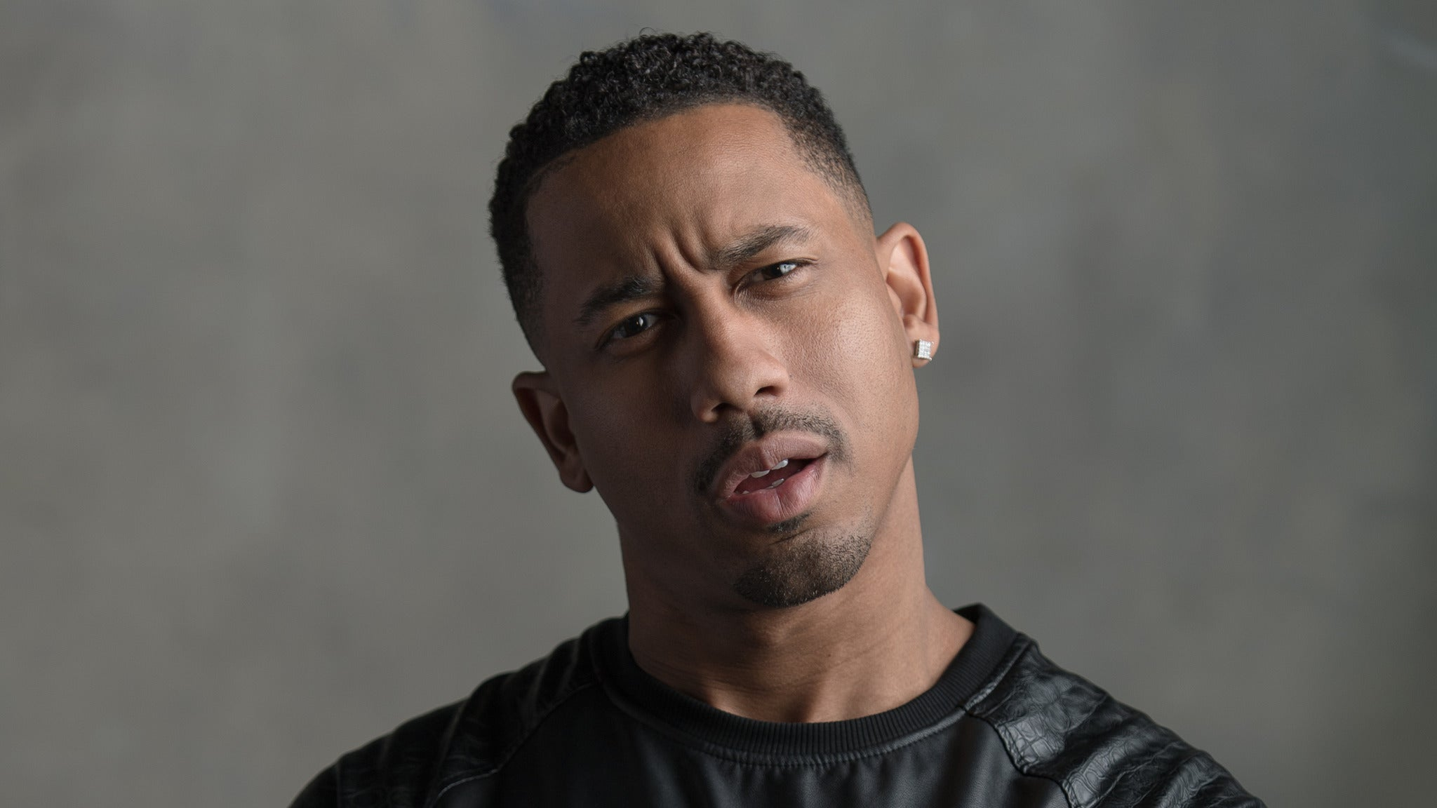Brandon T. Jackson at San Jose Improv