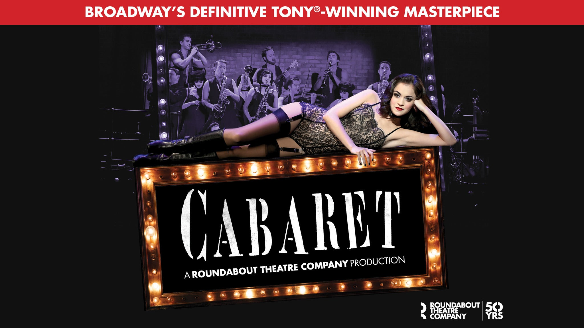 Cabaret (Touring) at San Diego Civic Theatre