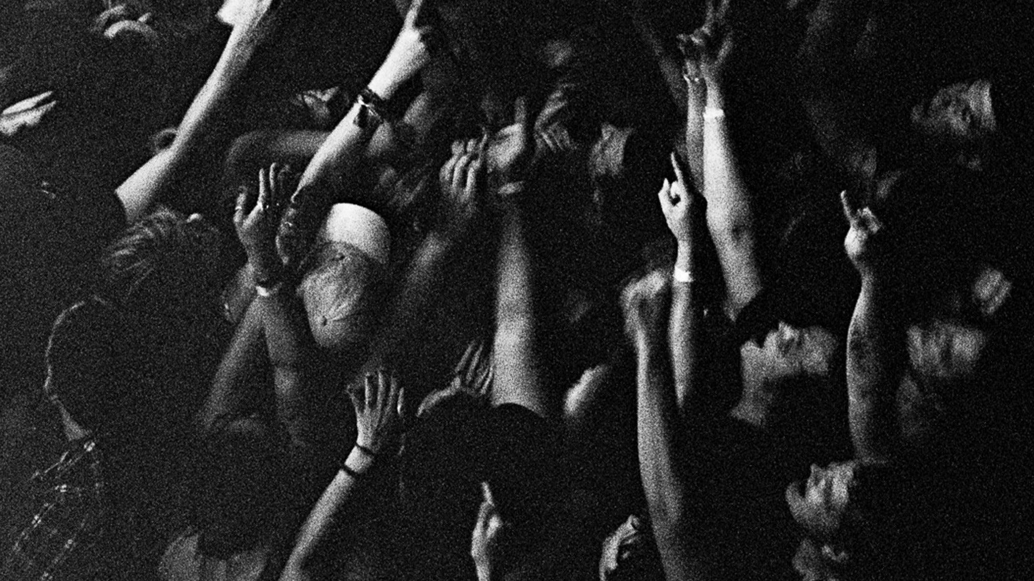 Touche Amore at Teragram Ballroom - Los Angeles, CA 90017
