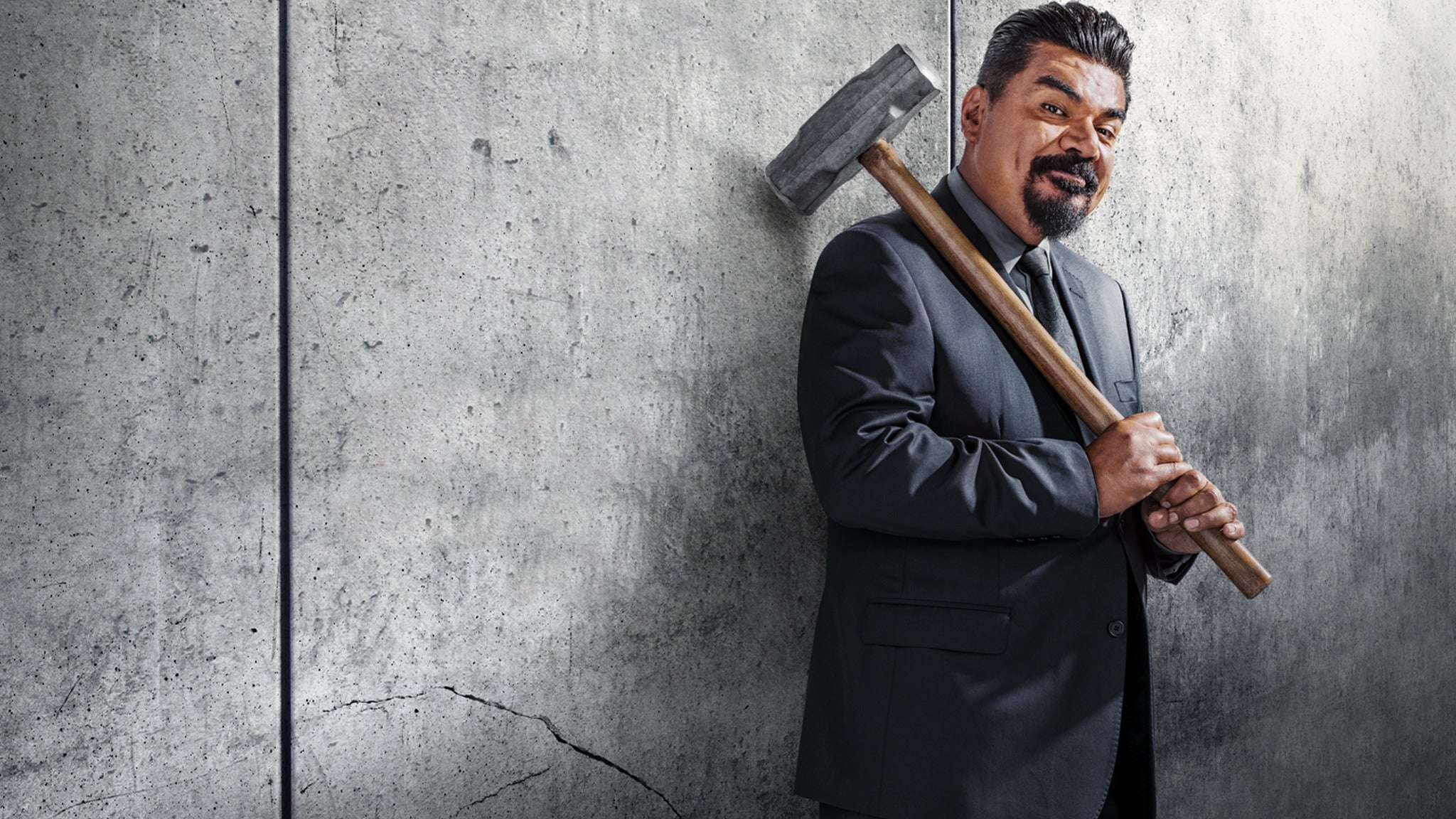 George Lopez at Bob Hope Theatre