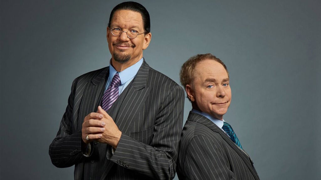 Penn and Teller | Las Vegas, NV | Penn & Teller Theater at Rio Las Vegas | December 9, 2017