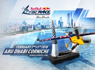 Red Bull Air Race Grandstand Seating