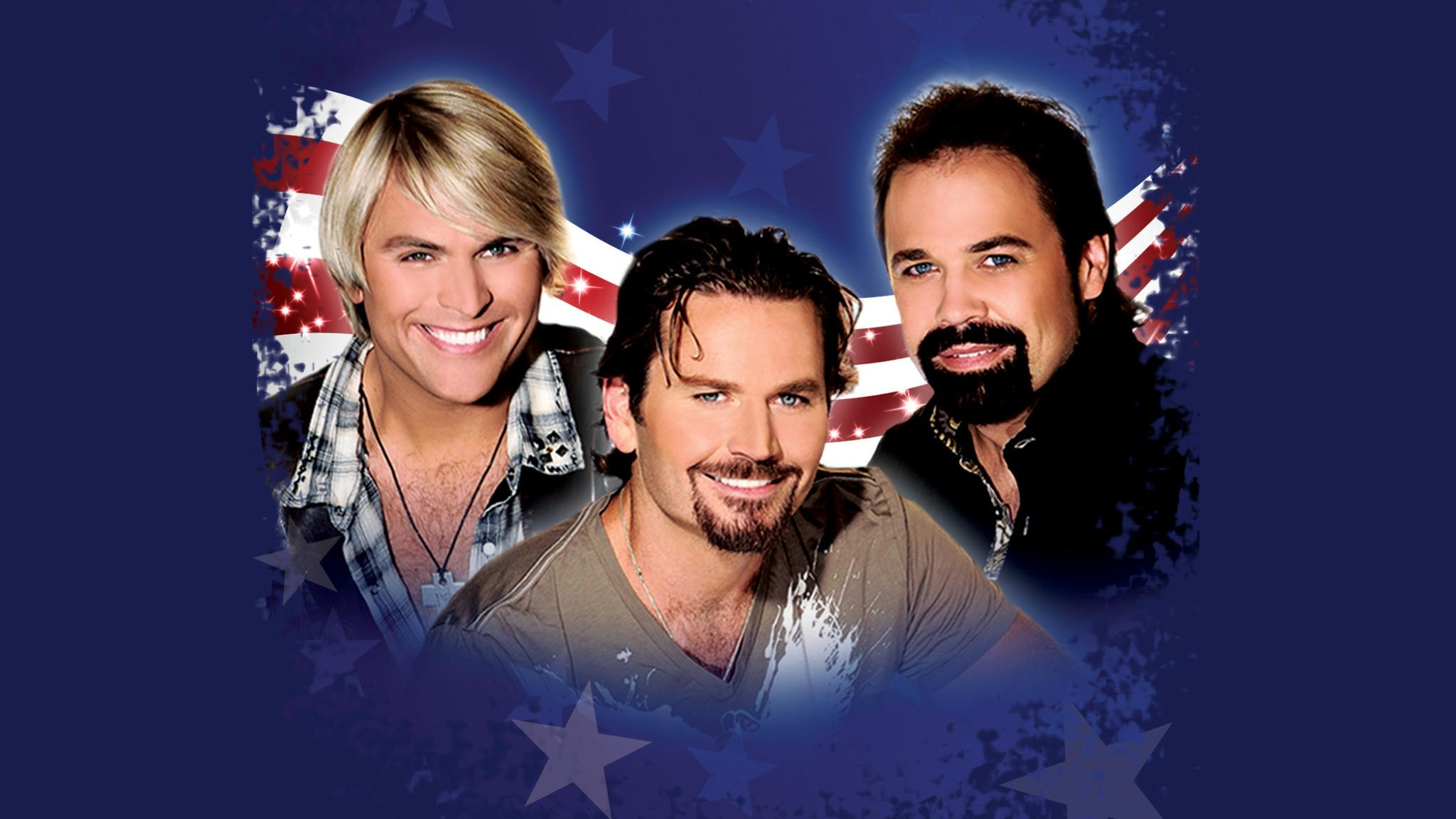 The Texas Tenors at Stiefel Theatre
