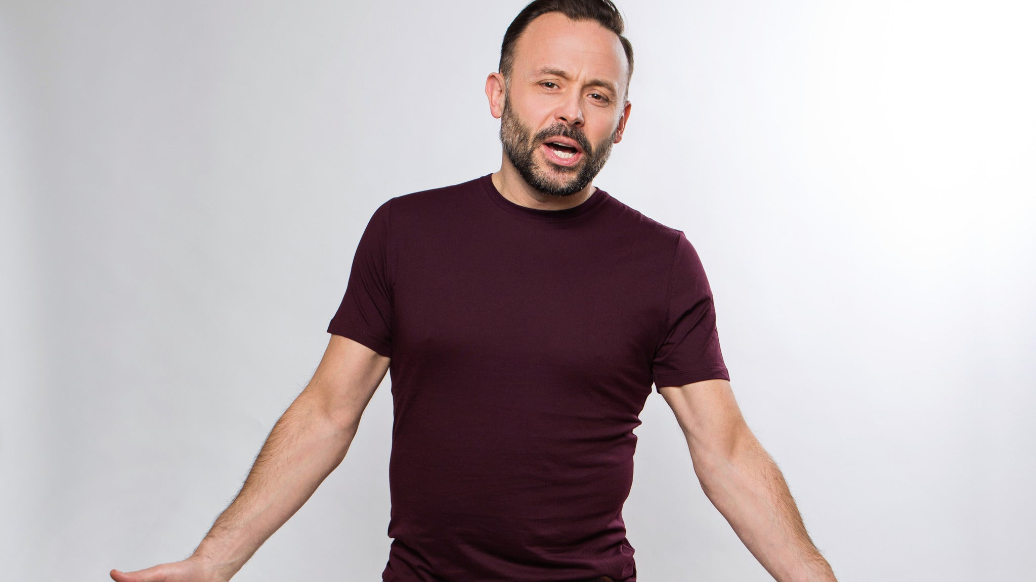 Geoff Norcott: I Blame The Parents tickets (Copyright © Ticketmaster)