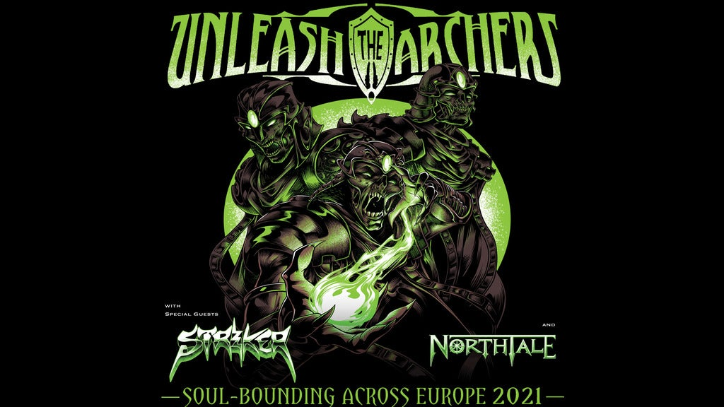 Hotels near Unleash The Archers Events