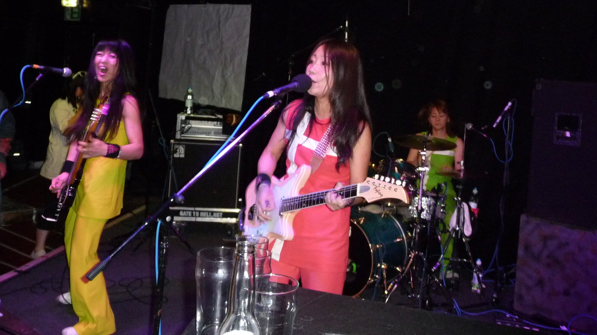 Shonen Knife at 191 Toole