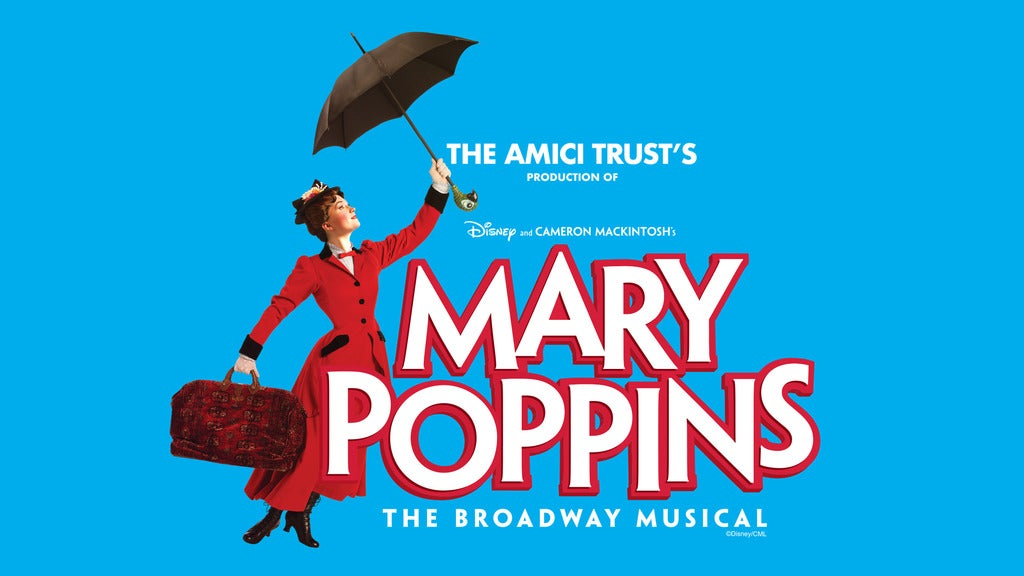 Hotels near Mary Poppins Events
