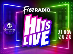 Free Radio Hits Live tickets (Copyright © Ticketmaster)