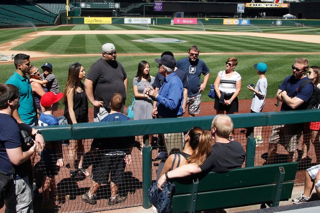 Seattle Mariners Ballpark Tour
