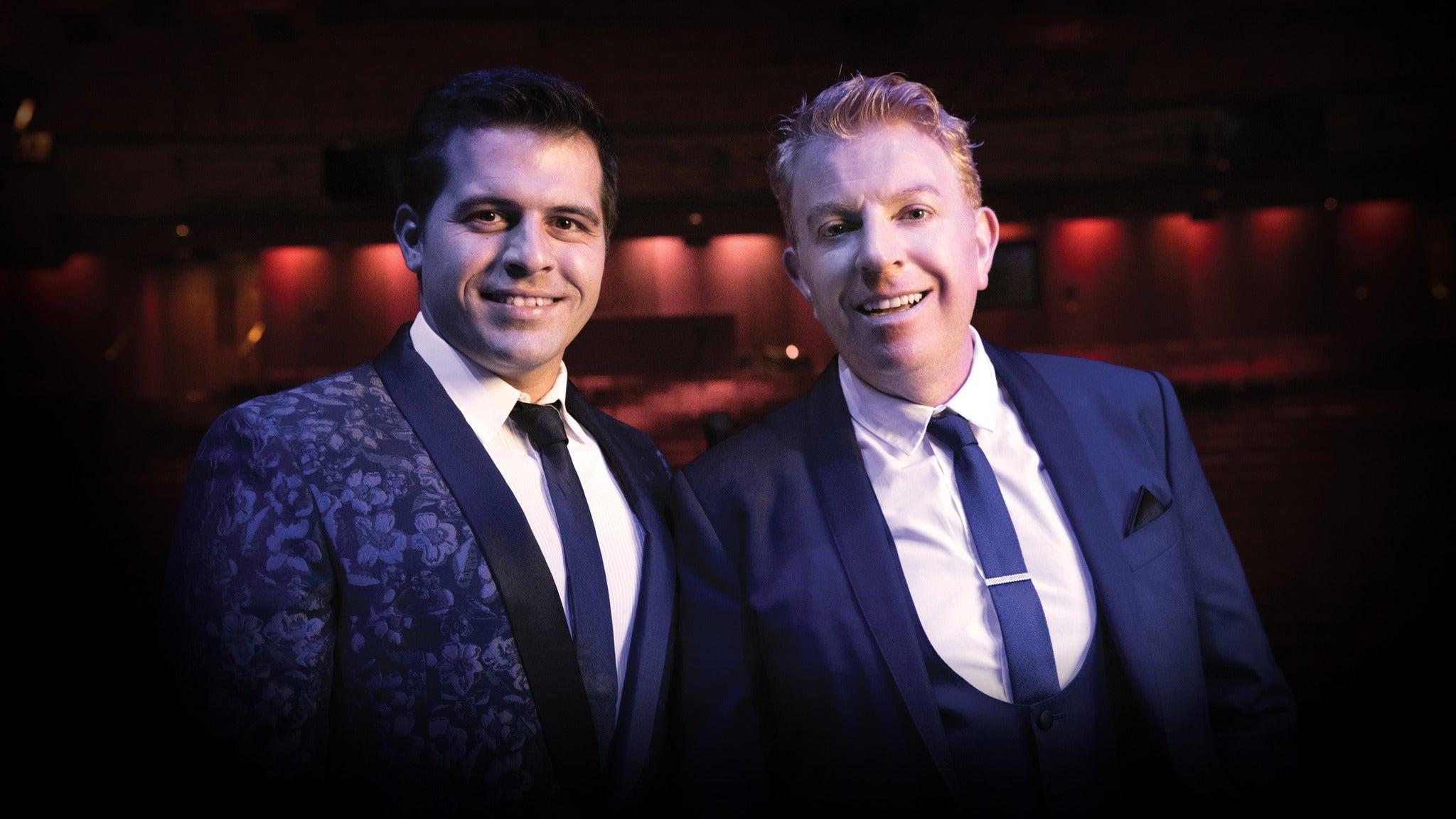 Mark Vincent and Tommy Fleming Together in Concert