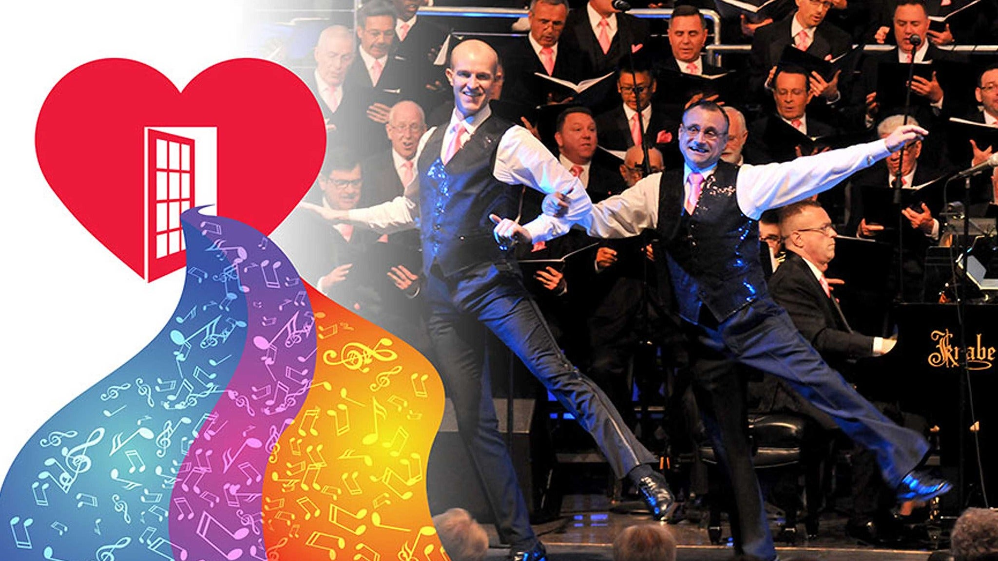 Gay Men's Chorus of South Florida at Parker Playhouse