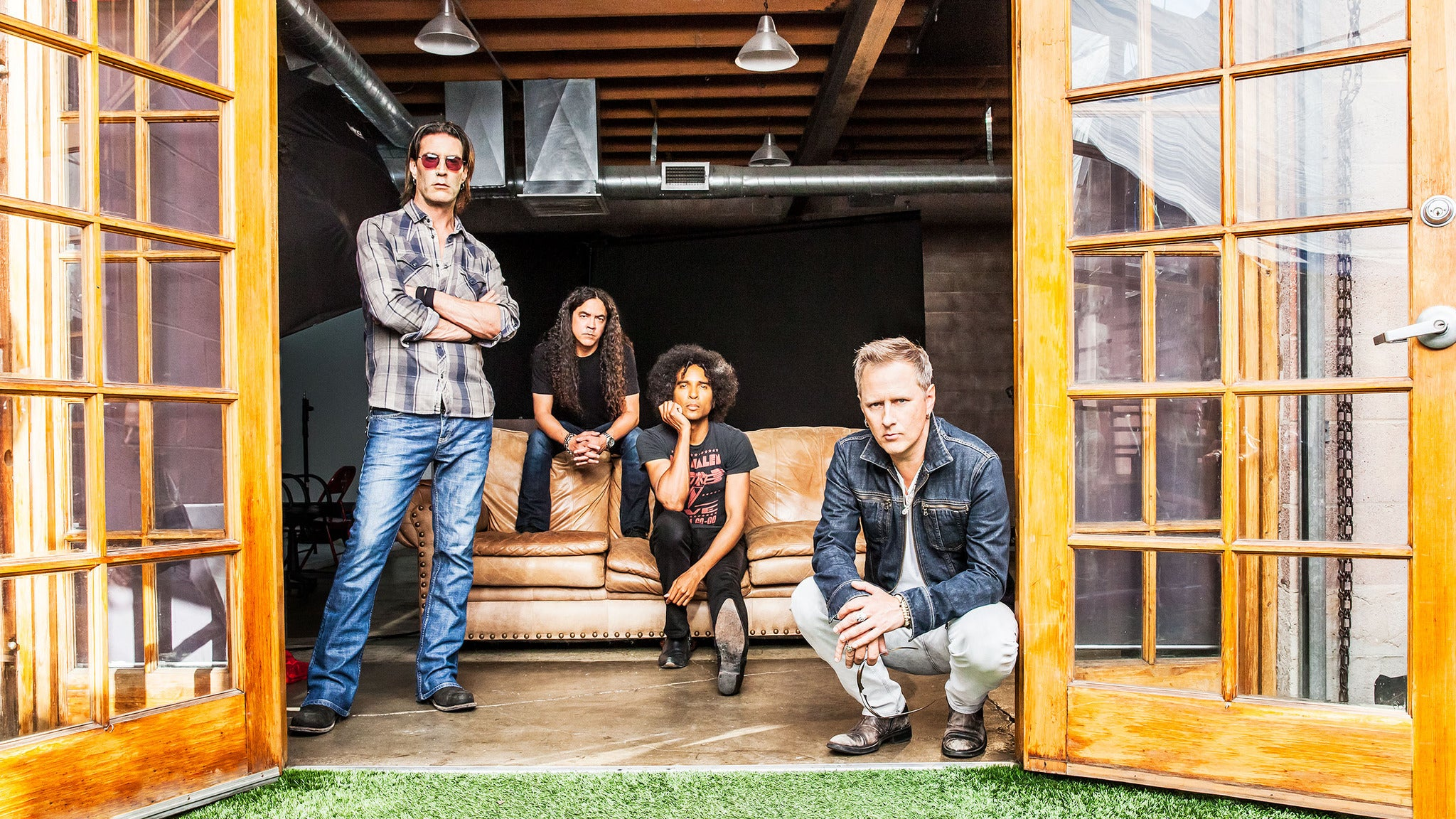 Alice in Chains at Arvest Bank Theatre at The Midland
