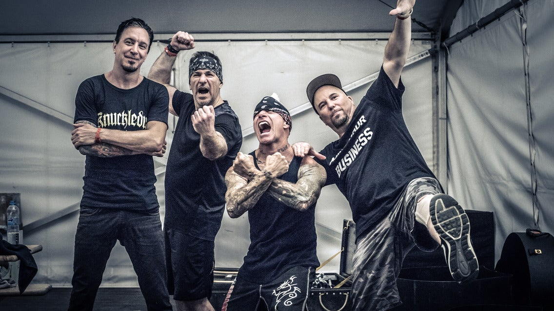 Sick of It All / Agnostic Front / Crown Of Thornz