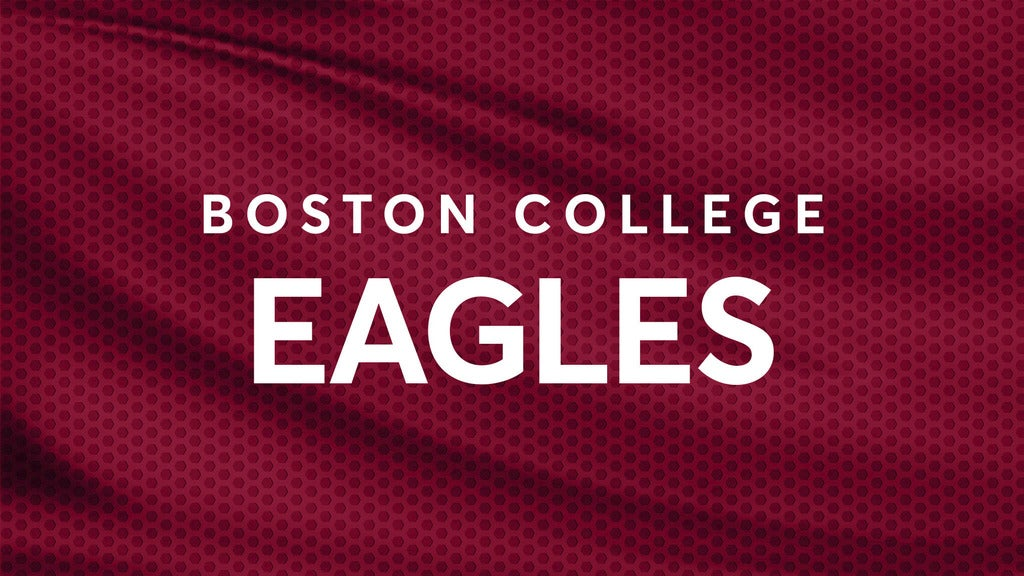 Hotels near Boston College Events