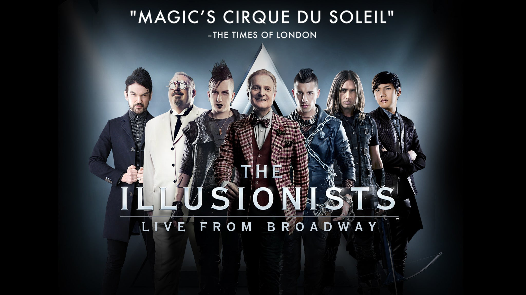 The Illusionists at Music Hall At Fair Park