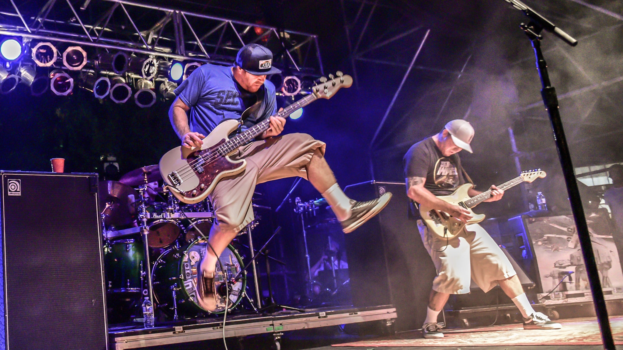Slightly Stoopid at Santa Barbara Bowl