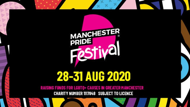 Manchester Pride Festival Gay Village Party Weekend tickets (Copyright © Ticketmaster)