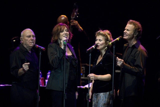 Manhattan Transfer Meets TAKE 6 at HOYT SHERMAN PLACE