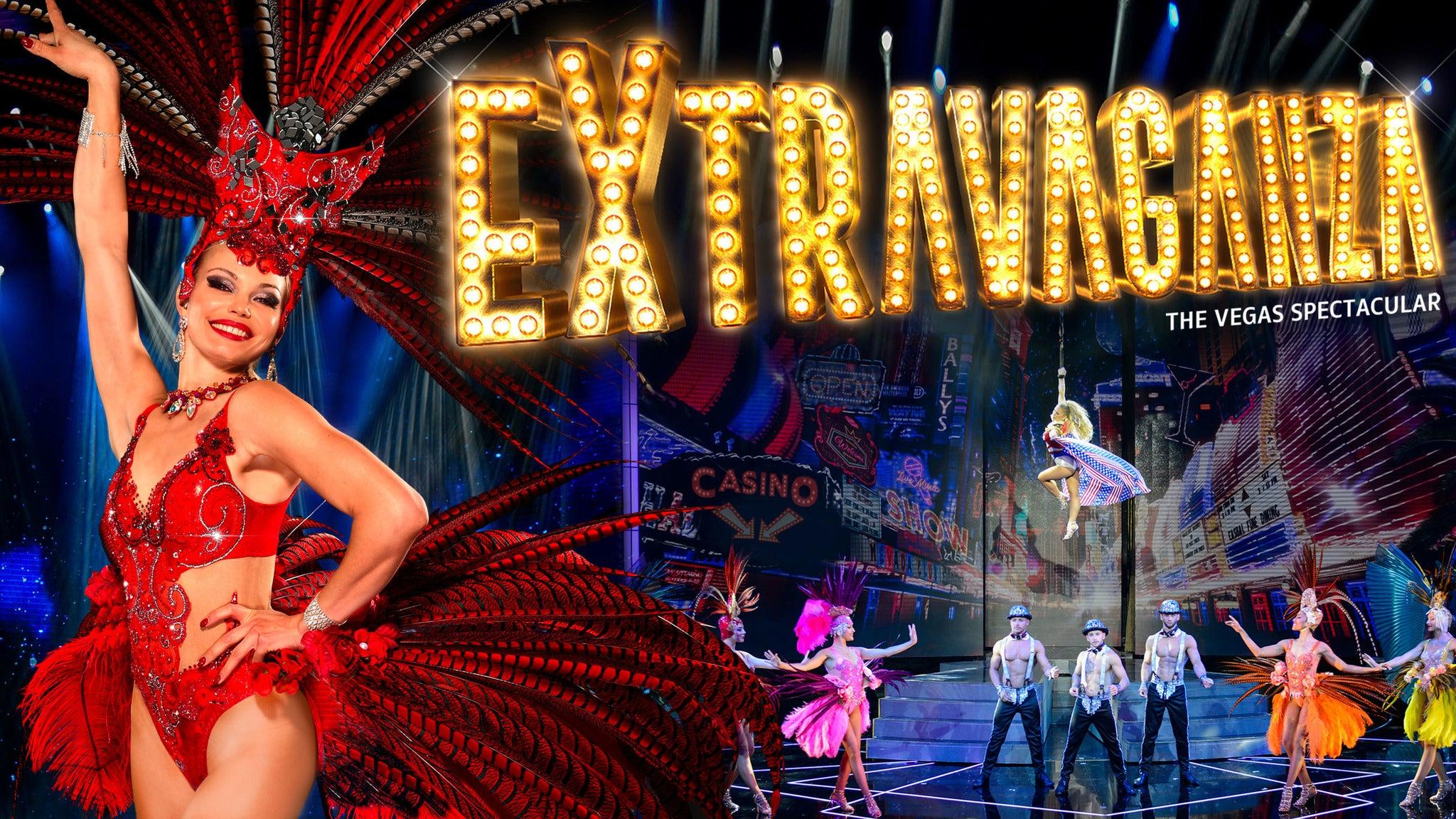 Extravaganza (Las Vegas) tickets (Copyright © Ticketmaster)